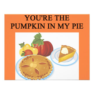 PUMPKIN pie lovers Announcements