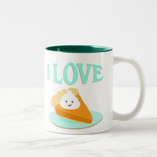 Pumpkin Pie Lover's Coffee Mug