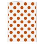 Pumpkin Pie Pattern. Greeting Cards