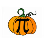Pumpkin Pie! Postcard