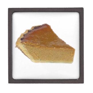 Pumpkin Pie Premium Keepsake Boxes