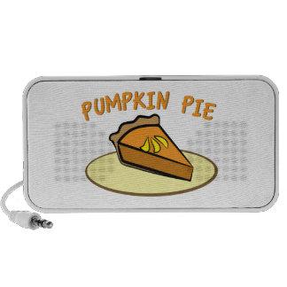 Pumpkin Pie Speaker System