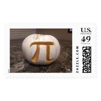 Pumpkin Pie Stamp