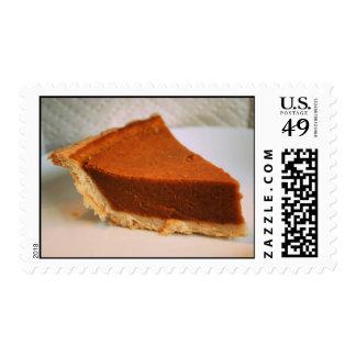 Pumpkin Pie Stamps