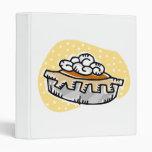 pumpkin pie whipped cream binder