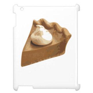 Pumpkin Pie With Whipped Cream iPad Case