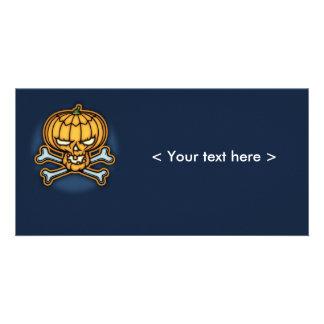 Pumpkin Pirate Card