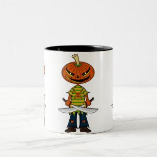 Pumpkin Pirate Coffee Mug