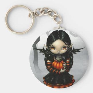 """""""Pumpkin Pixie"""" Keychain"""