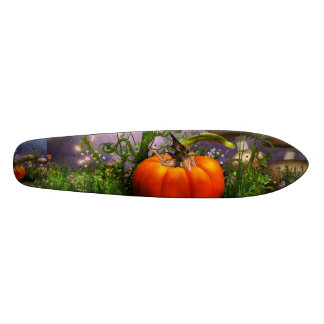 Pumpkin Pixie Skate Board Decks