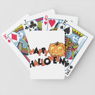 pumpkin card decks