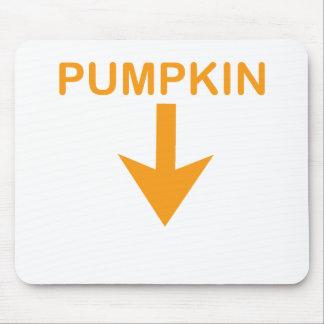 PUMPKIN.png Mouse Pads