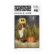 Pump'kin Postage stamp