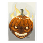 Pumpkin Postales