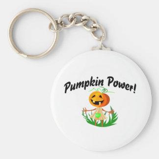 Pumpkin Power 2 Key Chains