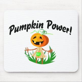 Pumpkin Power 2 Mouse Pad