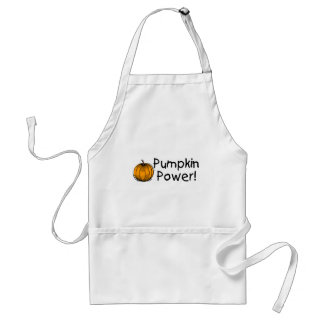 Pumpkin Power Adult Apron