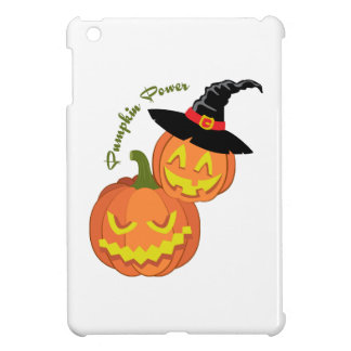 Pumpkin Power Cover For The iPad Mini