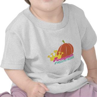 Pumpkin Princess Tshirts