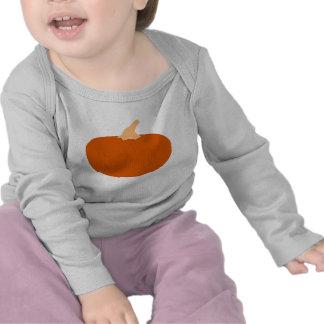 Pumpkin Print T Shirt
