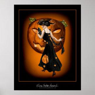 Pumpkin Queen - Print