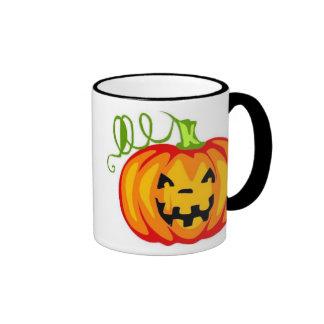 Pumpkin Ringer Mug