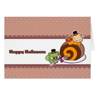 Pumpkin Roll Delight Card