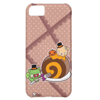 Pumpkin Roll Delight iPhone 5C Case