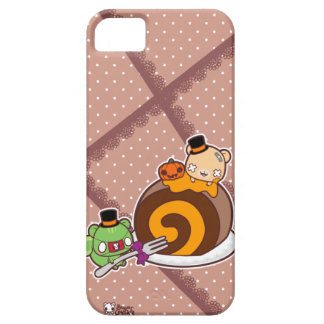 Pumpkin Roll Delight iPhone SE/5/5s Case