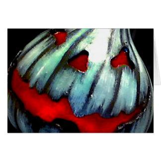 Pumpkin Rot Greeting Card