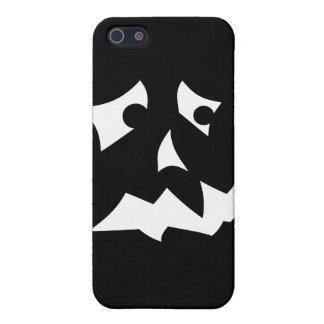 Pumpkin Scared Case For iPhone SE/5/5s