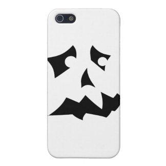 Pumpkin Scared iPhone SE/5/5s Case
