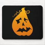 Pumpkin Scared Mousepad