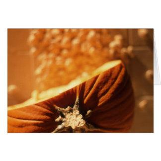 Pumpkin Seeds Notecard