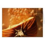 Pumpkin Seeds Notecard Stationery Note Card