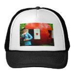 Pumpkin Shell Hat