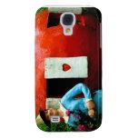 Pumpkin Shell Samsung Galaxy S4 Covers