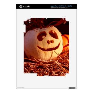 Pumpkin Skin For iPad 3
