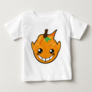 pumpkin smiley face t shirt