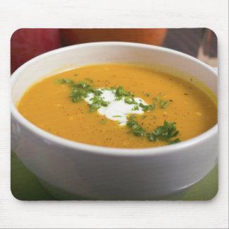 Pumpkin Soup Mouse Pad