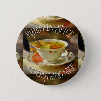 Pumpkin Spice and Everything Nice Fall Autumn Pin