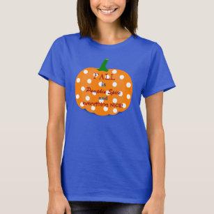 9fe6d50d3 Pumpkin T-Shirts - T-Shirt Design & Printing | Zazzle