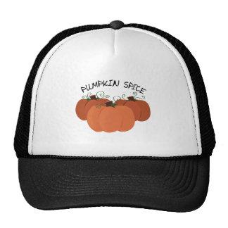 Pumpkin Spice Trucker Hat