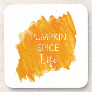Pumpkin Spice Life Coaster