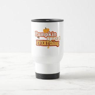 Pumpkin Spiced Everything Travel Mug