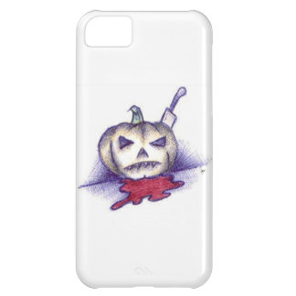 Pumpkin Stab Case For iPhone 5C