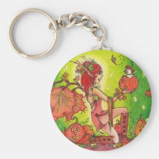 Pumpkin Surprise Keychain