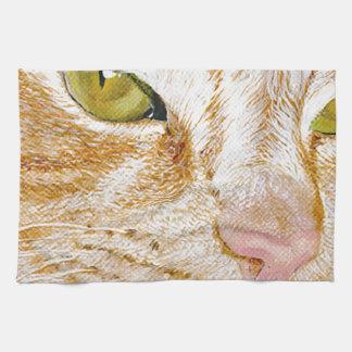 Pumpkin the Cat Towel