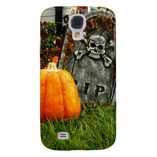 Pumpkin There Samsung Galaxy S4 Cover