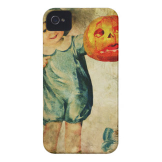 PUMPKIN TIME iPhone 4 CASE